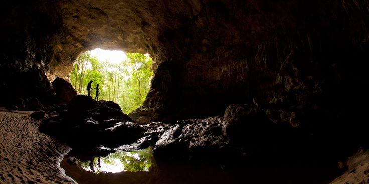 rio frio cave system