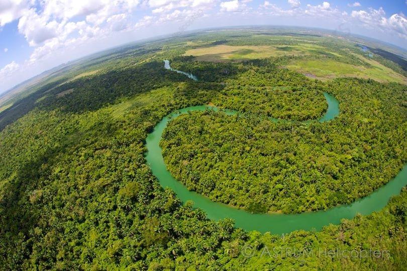 sibun river