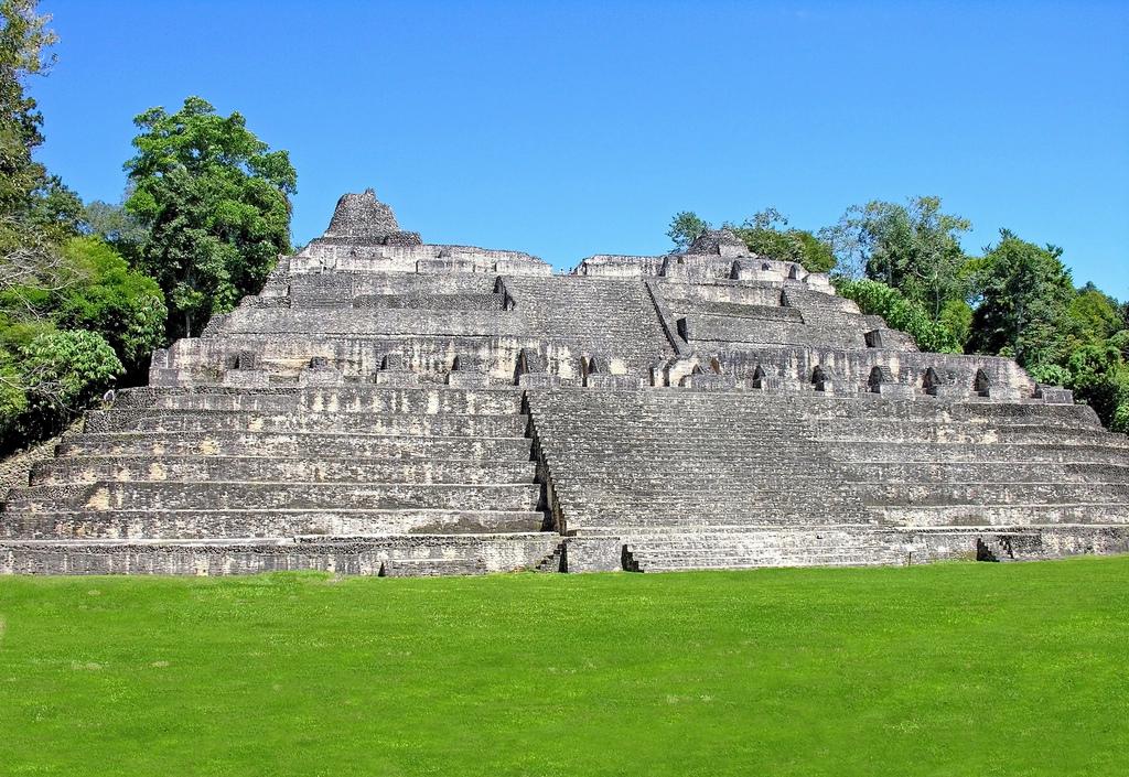 Caracol Maya Ruins