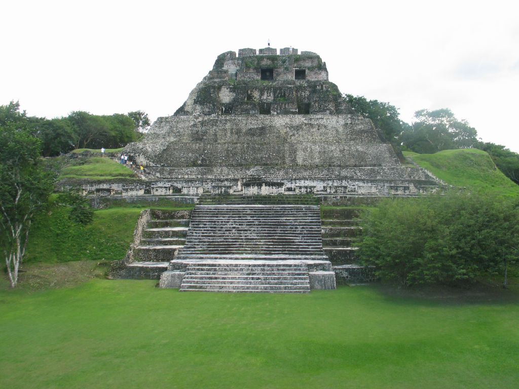 Xunantunich_El_Castillo Maya Ruins Belize