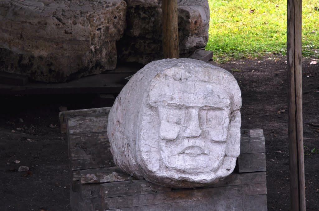 belize maya ruins caracol