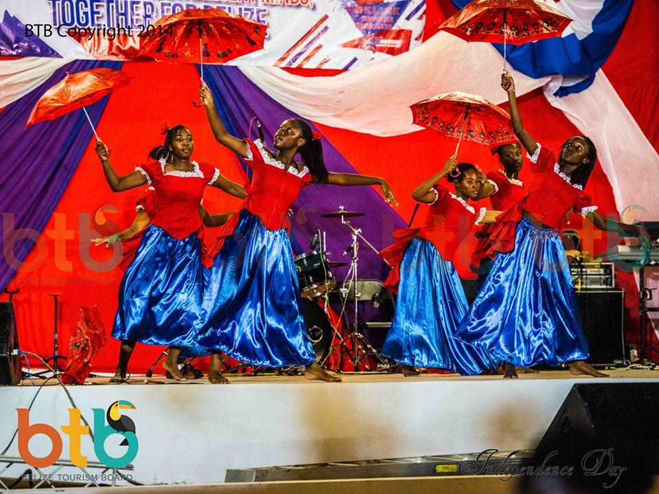 belize september celebrations