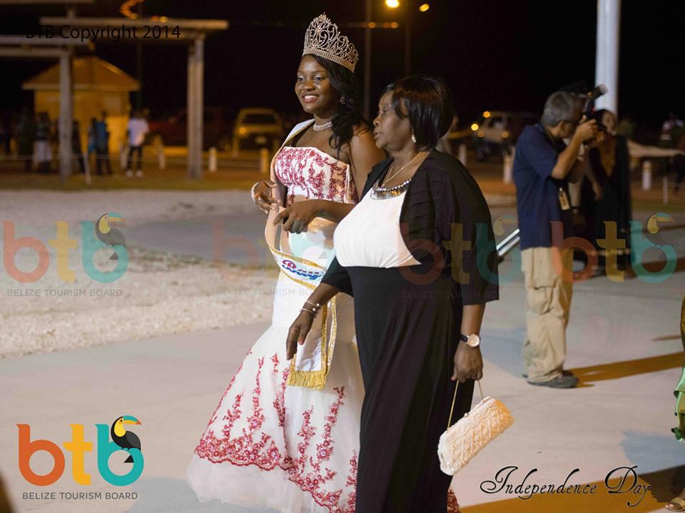queen of the bay belize