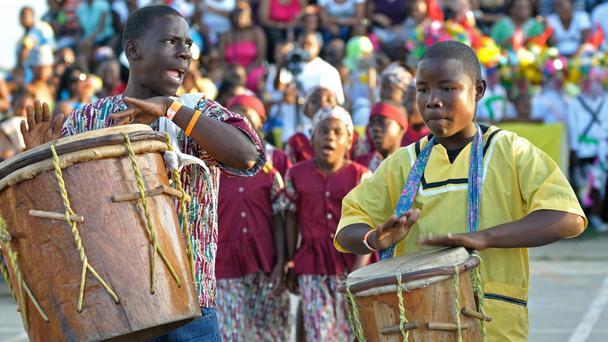 garifuna drumming belize