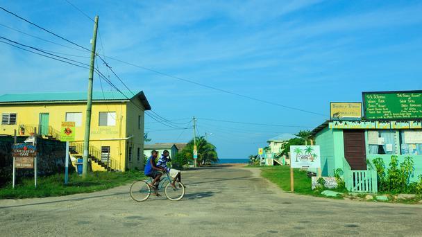 garifuna villages belize