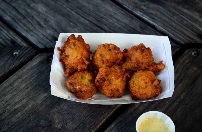 conch fritters belize