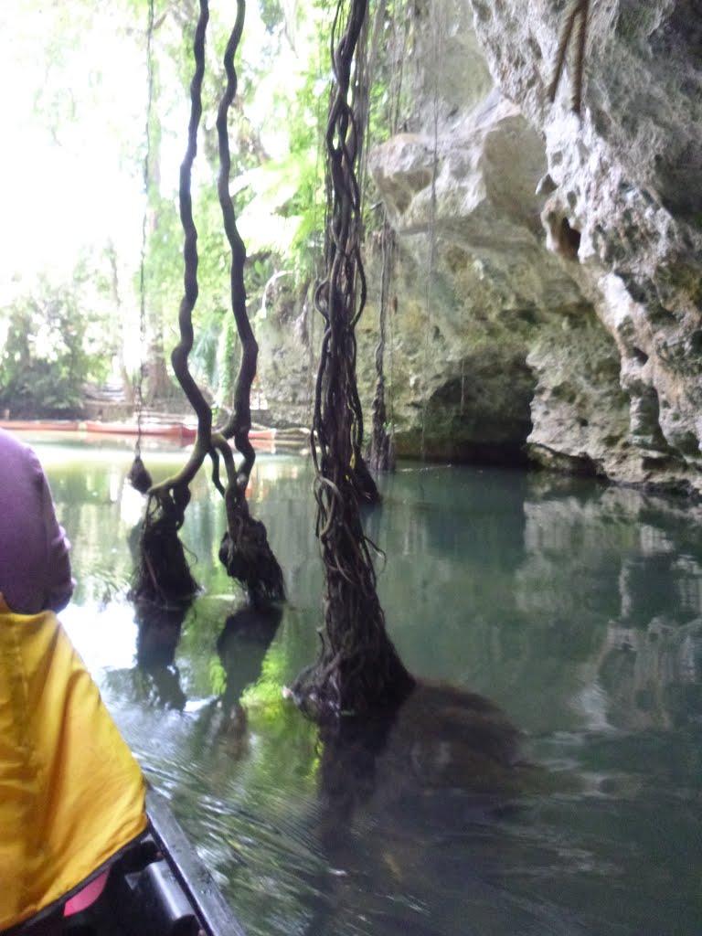 barton cree cave pool