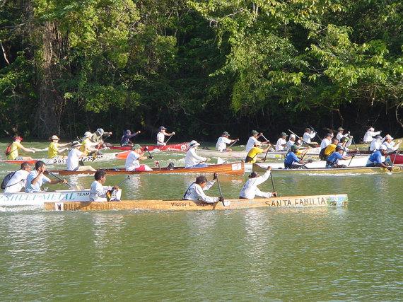 belize ruta maya race in march