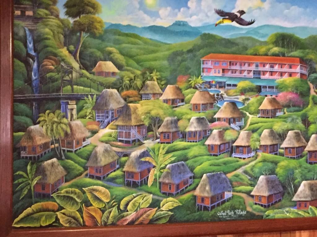 belize resorts cahal pech village