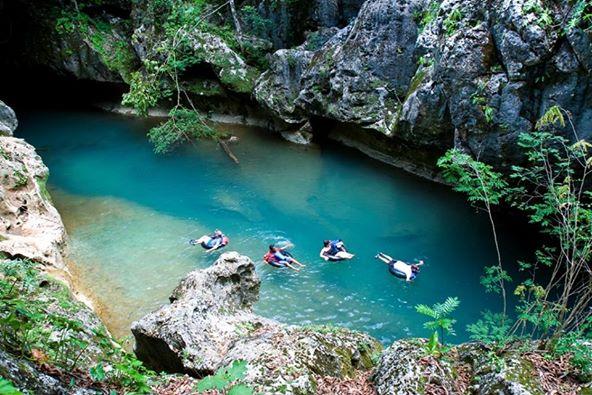 Belize Cave Tubing Tours