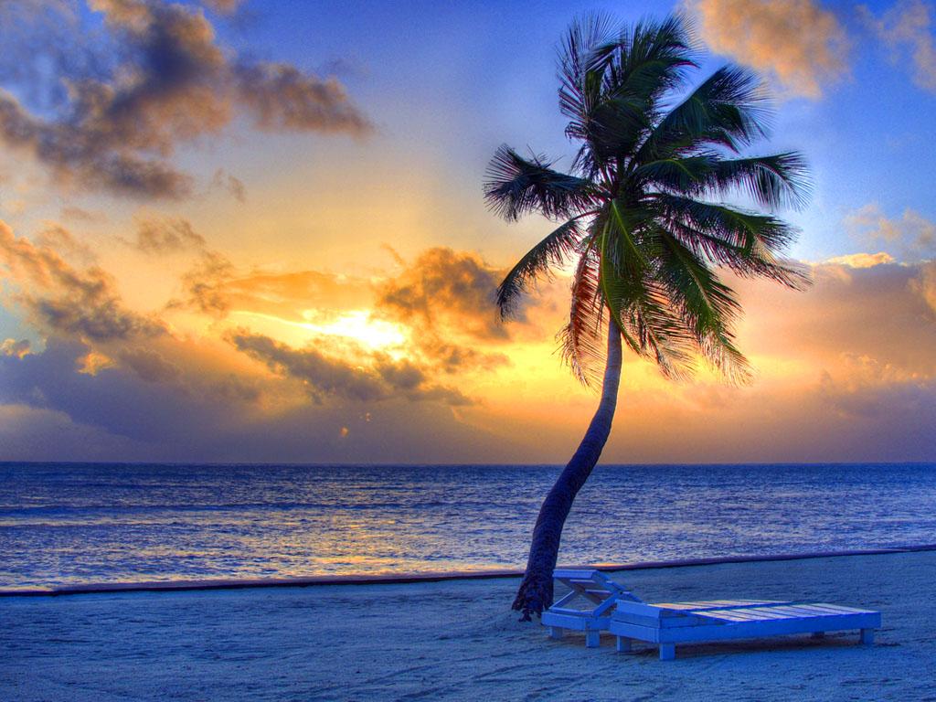 ambergris-sunset
