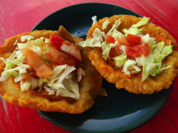 salbutes belize food
