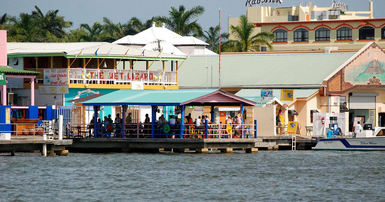 Fort-Street-In-Belize-City-Tourism-village