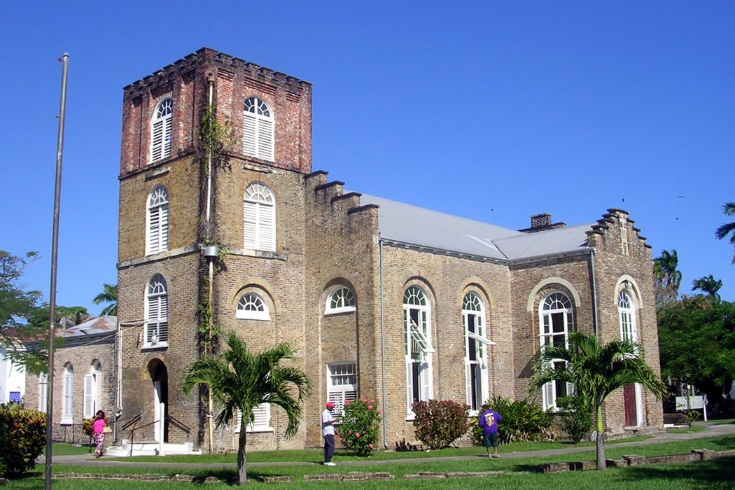 St-Johns-Cathedral-Belize-City