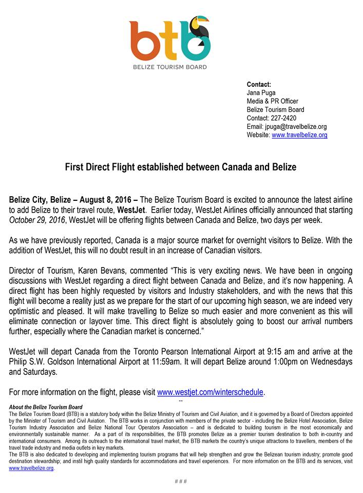 direct-flights-from-canada-to-belize