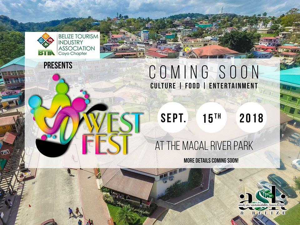 West Fest in Cayo Belize