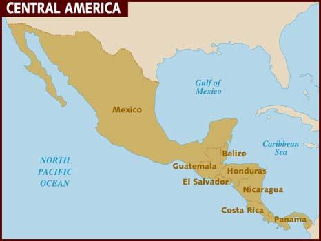 Belize Map Map Of Belize