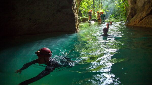 ATM Cave Expedition Tour Belize