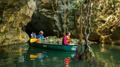 Barton Creek Cave Tour Belize