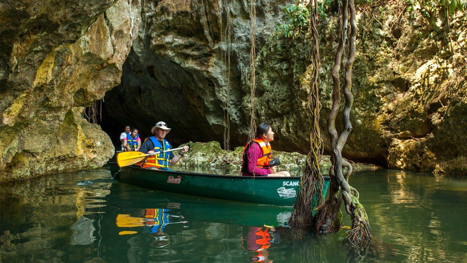 Barton Creek Cave Tour Belize