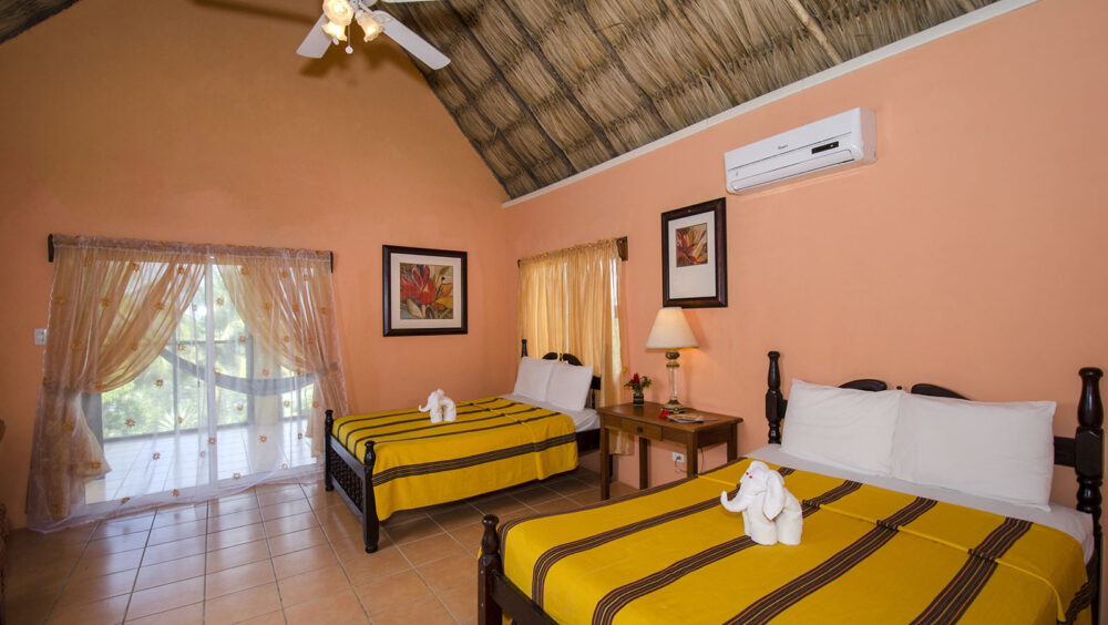 Belize Accommodations Deluxe Cabanas Cahal Pech Village Resort