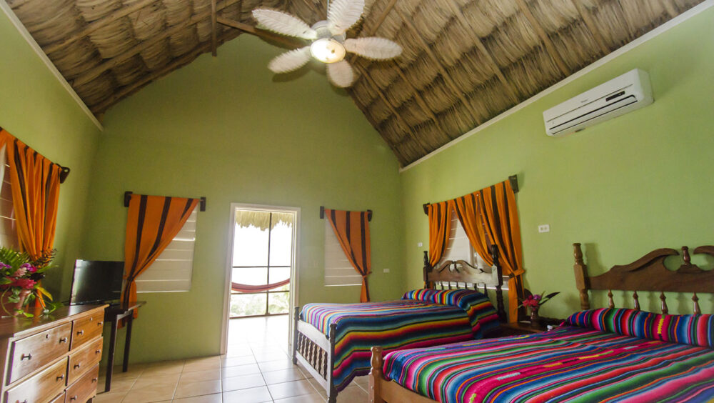 Belize Accommodations Family Cabanas Cahal Pech Village Resort