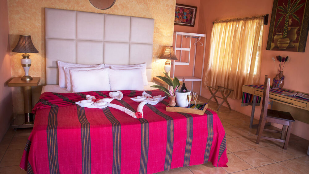 Belize Accommodations Honeymoon Cabanas Cahal Pech Village Resort