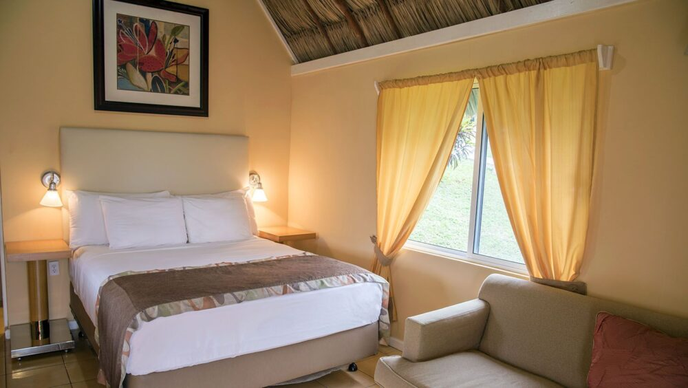 Belize Accommodations Standard Cabanas Cahal Pech Village Resort