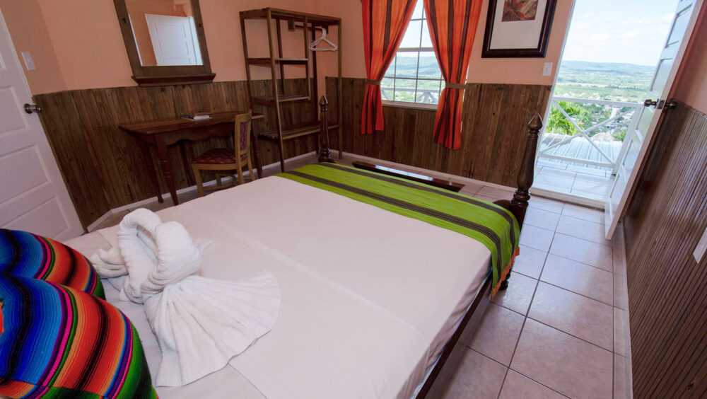 Belize Accommodations Standard Rooms Cahal Pech Village Resort