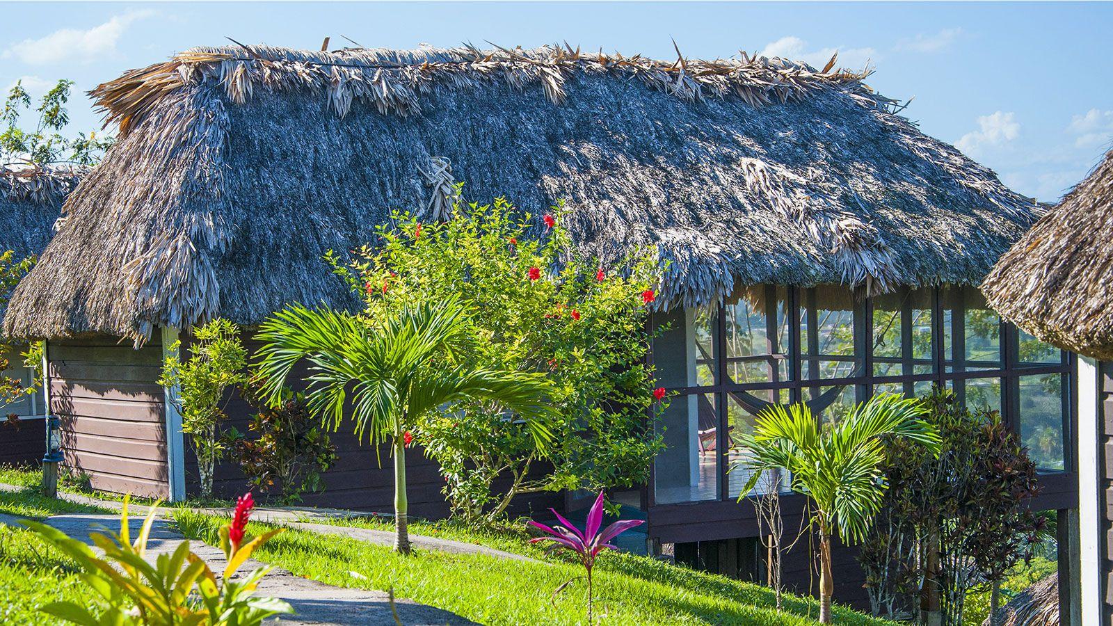Belize Resort Accommodations Cahal Pech Village Resort