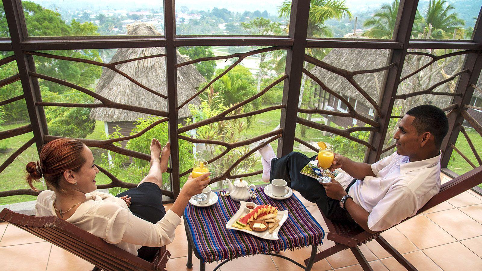 cahal pech best of belize resorts all inclusive belize resort