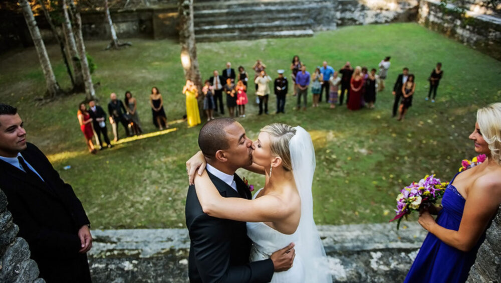 Belize Weddings Cayo Cahal Pech