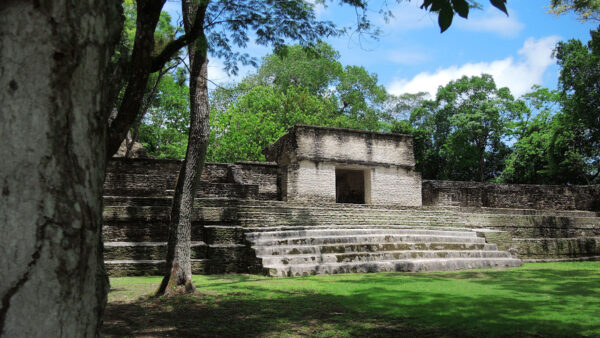 Cahal-Pech-Maya-Ruins