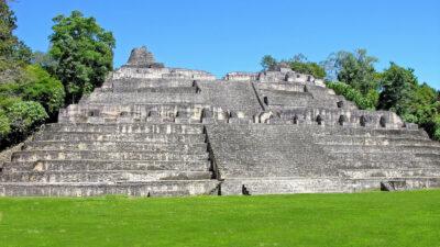 Caracol-Maya-Ruins