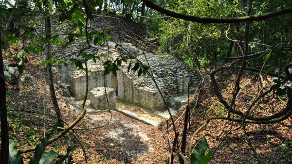 El Pilar Maya Ruin Tours Cahal Pech Belize