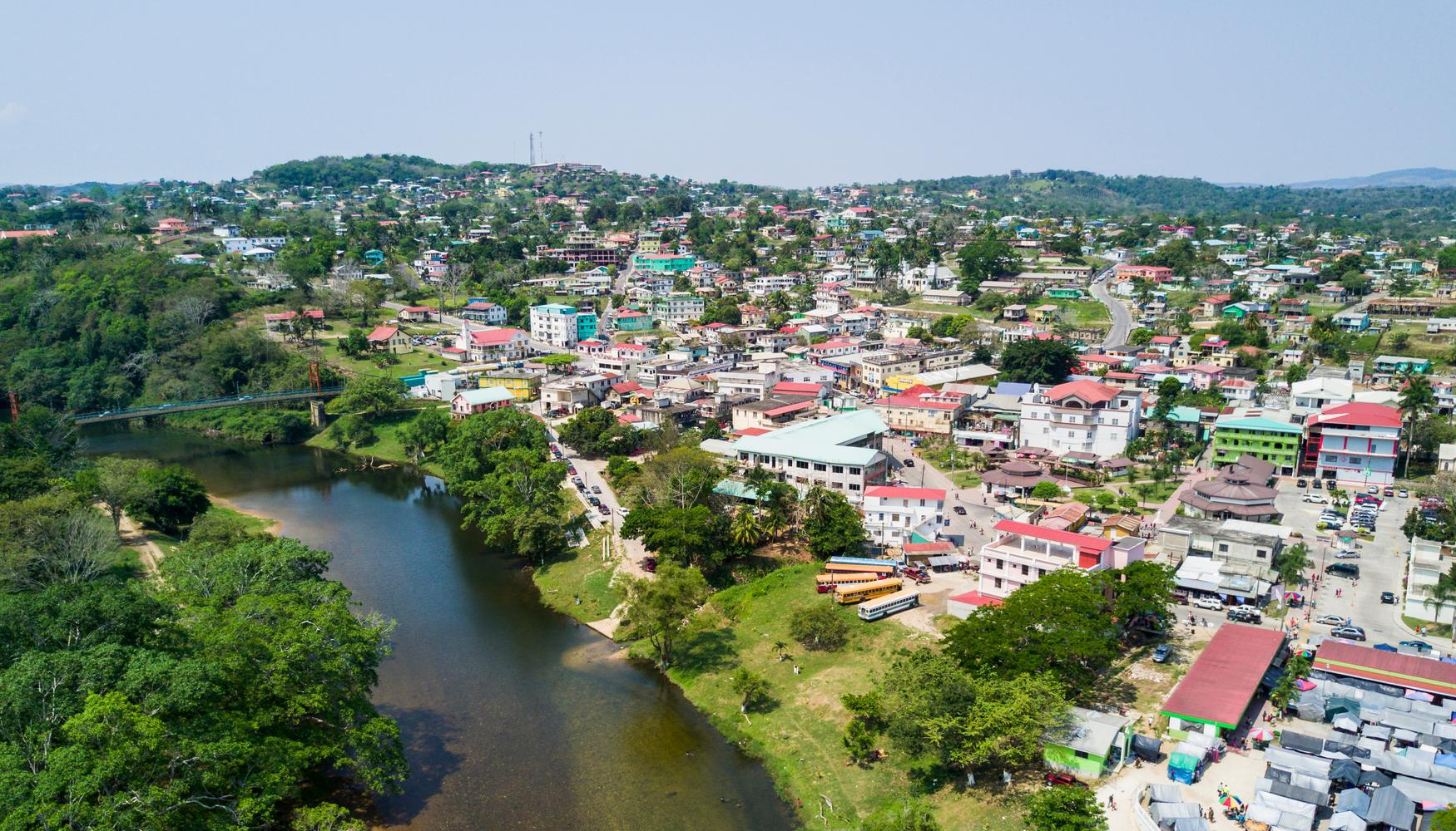 San Ignacio Town and The Macal River
