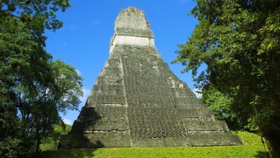 Taking A Tikal Guatemala Day Trip From San Ignacio Belize