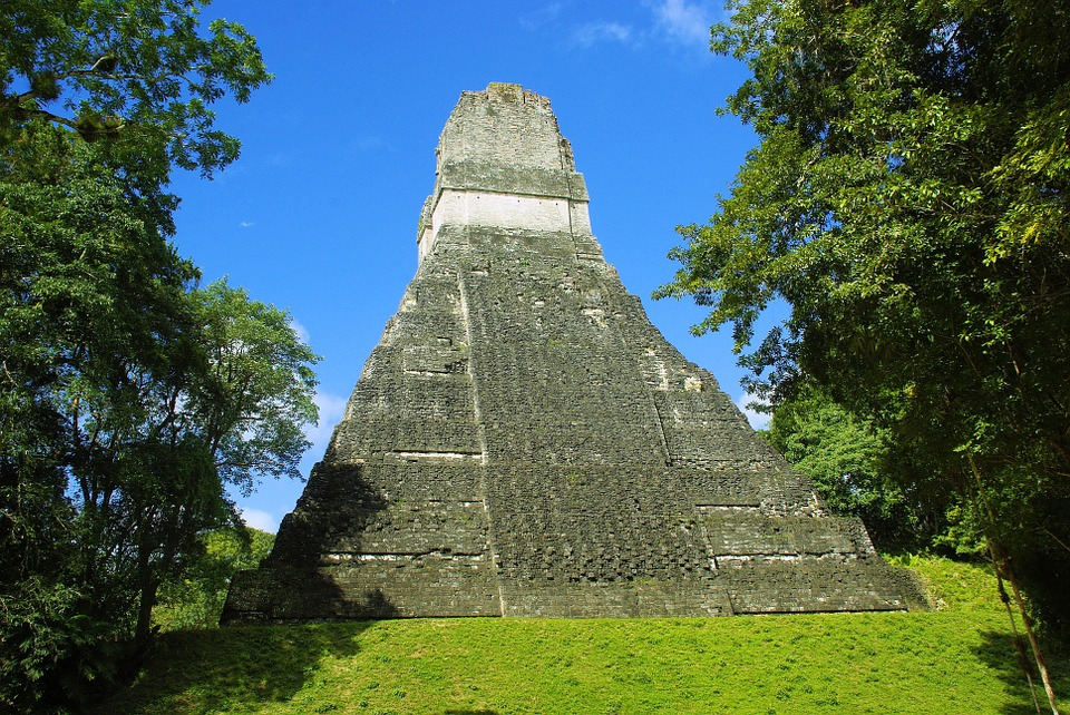 Just for Day Trippers: Tikal, Guatemala, Where the Past Comes Alive
