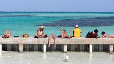 Belize in April