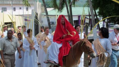 Holy Friday Belize