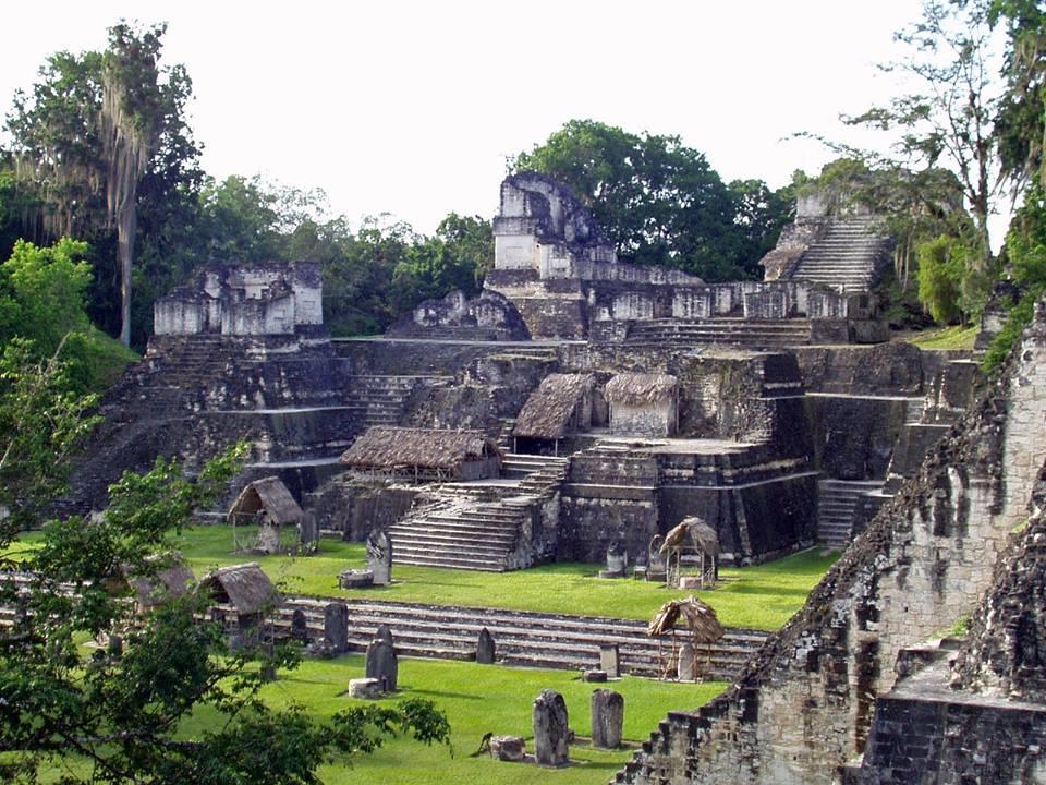 The Ancient Maya Civilization